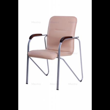 Krzesło konferencyjne SAMBA ALU NA2501/ PODŁ.KONIAK