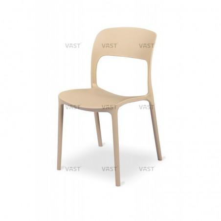 Krzesło kawiarniane HAVANA beżowe