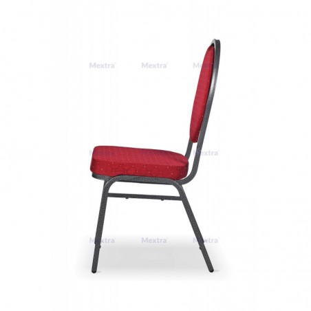 Krzesło bankietowe HERMAN czerwone