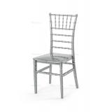 Krzesło ślubne FIORINI CZARNE