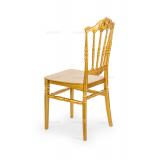 Krzesło ślubne CHIAVARI PRINCESS ZŁOTE