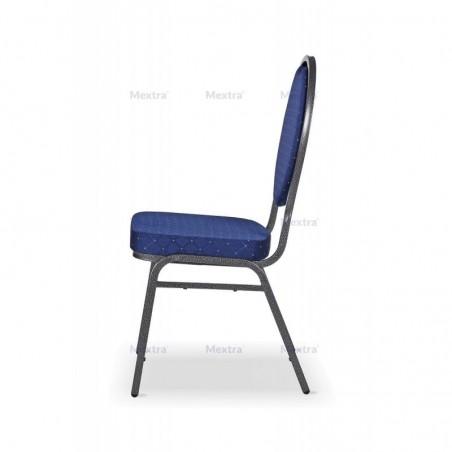 Krzesło bankietowe HERMAN niebieskie