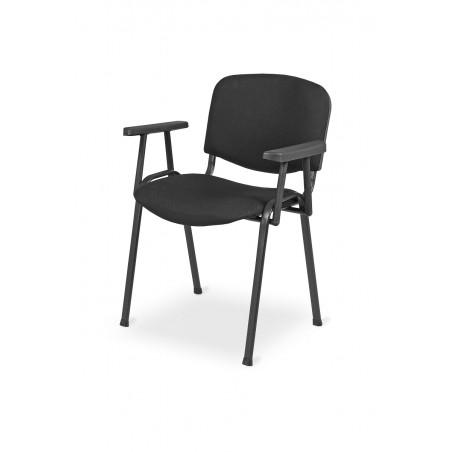 Krzesło konferencyjne ISO BL T1001/ PODŁOKIETNIK