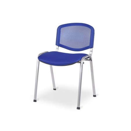 Krzesło konferencyjne ISO MESH ALU ME2501/ME2502