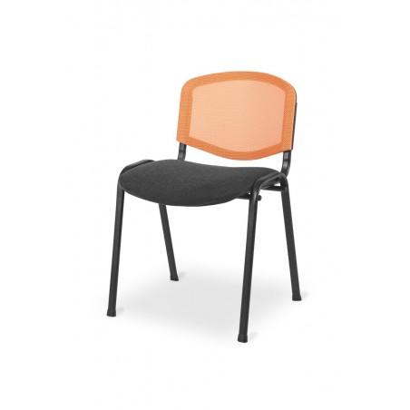 Krzesło konferencyjne ISO MESH BL T1002/ME1702