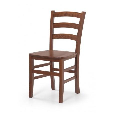 Krzesło drewniane LEDA