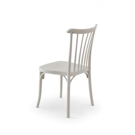 Krzesło kawiarniane PATYCZAK RETRO beżowe
