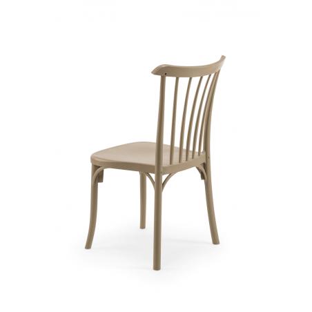 Krzesło kawiarniane PATYCZAK RETRO kawowe