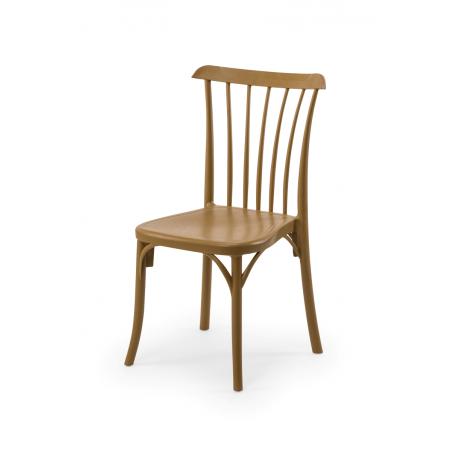 Krzesło kawiarniane PATYCZAK RETRO wood