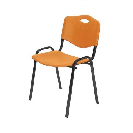 Krzesło konferencyjne ISO PLAST BL ORANGE