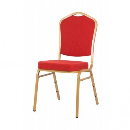 Krzesło bankietowe trudnopalne STF910