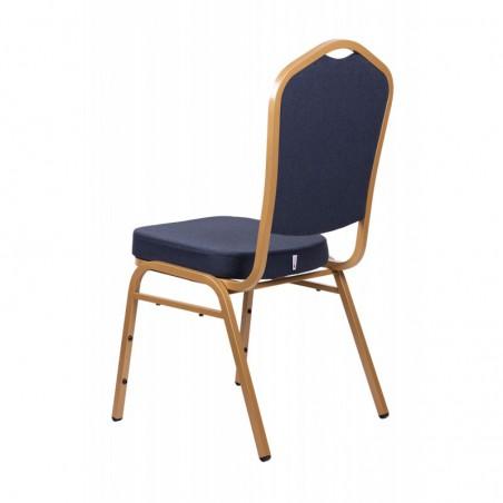 Krzesło bankietowe trudnopalne STF920