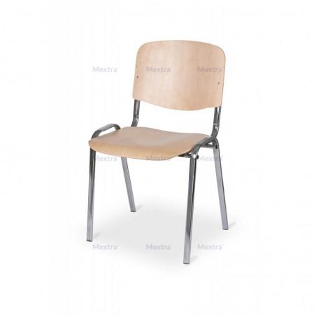 Krzesło konferencyjne ISO WOOD CR