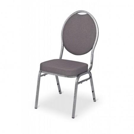 Krzesło bankietowe HERMAN DELUXE szary
