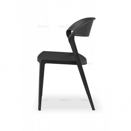 Krzesło kawiarniane TOKYO czarne