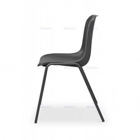 Krzesło konferencyjne MAXI BL czarna