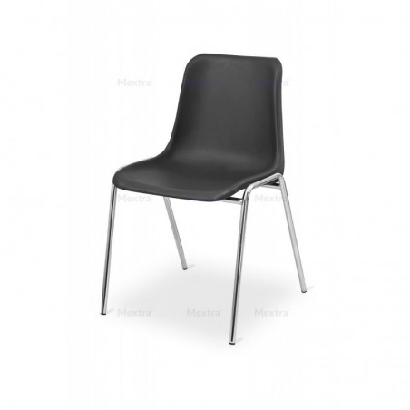 Krzesło konferencyjne MAXI CR czarna