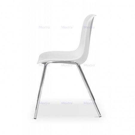 Krzesło konferencyjne MAXI CR biała