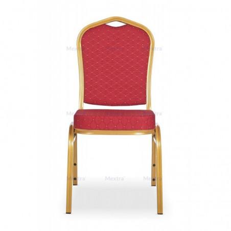 Krzesło bankietowe trudnopalne JAZZ FIRE