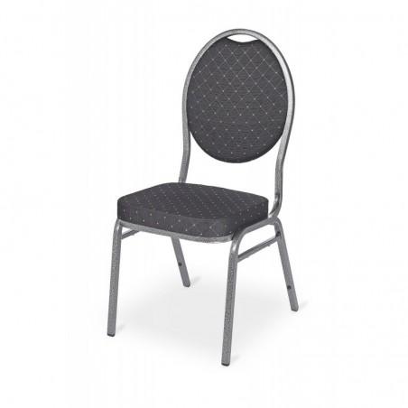 Krzesło bankietowe trudnopalne HERMAN FIRE